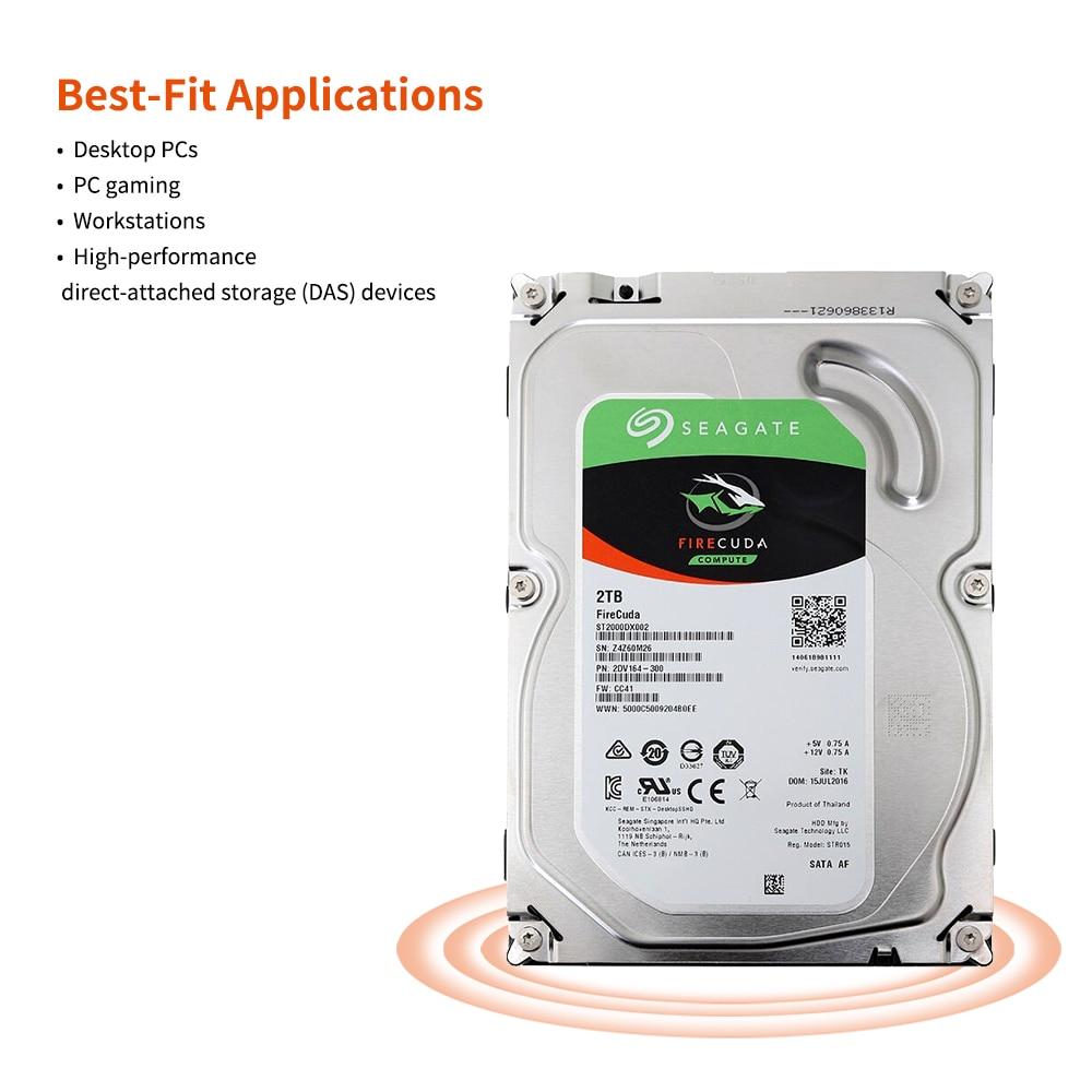 все цены на Seagate 2TB Desktop Hybrid Internal Hard Disk Drive 3.5