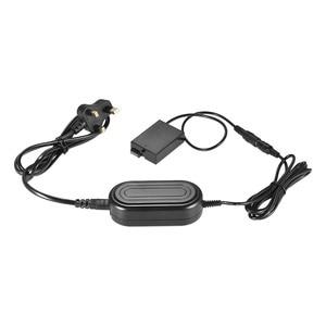 Image 4 - Andoer Camera Charger Power Adapter ACK E8 Supply Adaper AC for Canon 700D 650D 600D 550D Rebel T5i T4i T3i T2i Camera Adapter