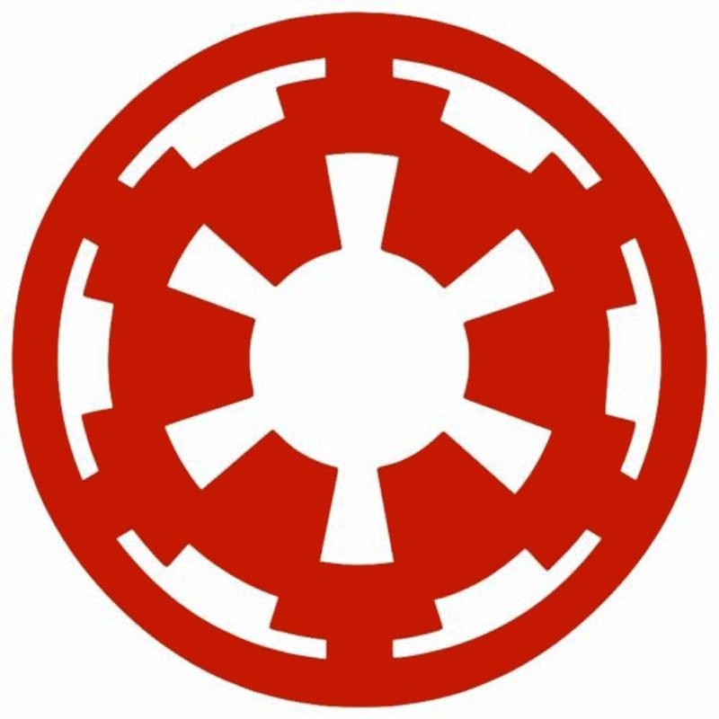 15CMX15CM Boat Helmets Star Wars Vinyl Car Stickers Motorcycle Decals Red Black Silver C1 5012