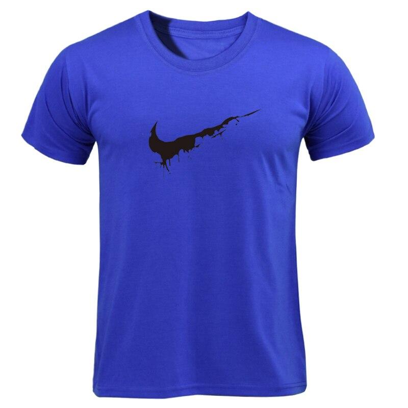 2019 New LOGO brand Solid color   T     Shirt   Mens Black And White 100% cotton   T  -  shirts   Summer Skateboard Tee Boy Skate Tshirt Tops