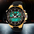 Skmei Brand sports watches Mens Relojes LED Digital Watch Shock Resist Fashion Casual Quartz-Watch Army Military Men Wristwatch