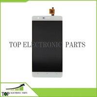 Black White Gold For Oukitel K4000 Lite LCD Display Touch Screen Panel For Oukitel K4000 Lite