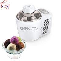 Ev mini meyve dondurma makinesi otomatik yumuşak/sert dondurma makinesi çocuk diy dondurma makinesi 220V 90W cream machine hard ice cream machineice cream machine -