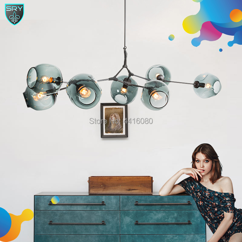 цена New store discount Modern Hill Agnes Light Minimalist Art Decoration Branch Agnes Lamp Dinning Room Living Room Agnes Chandelier