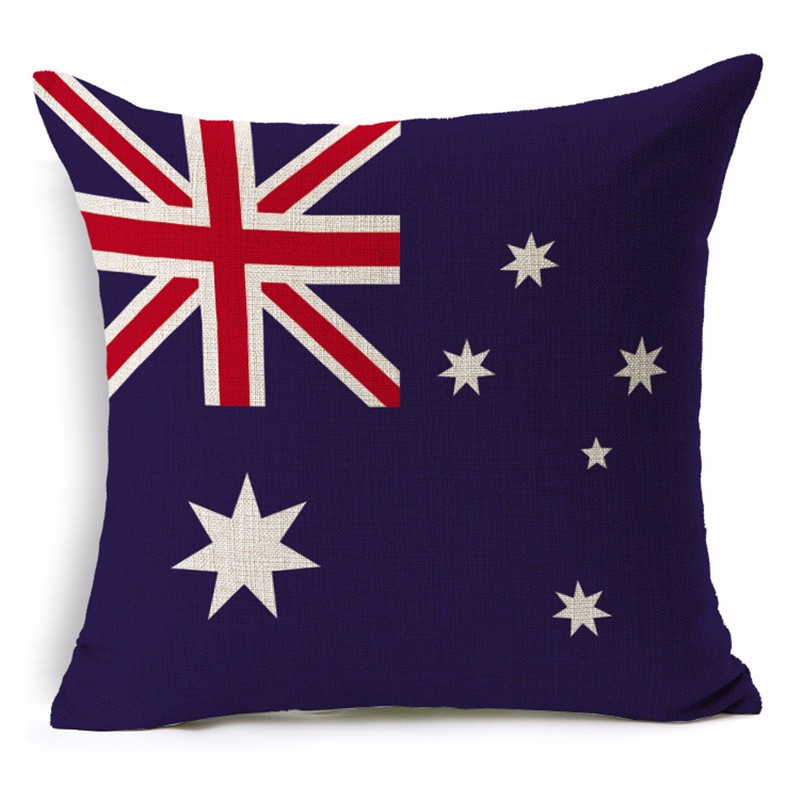 Australia Pillowcase Cushion Cover