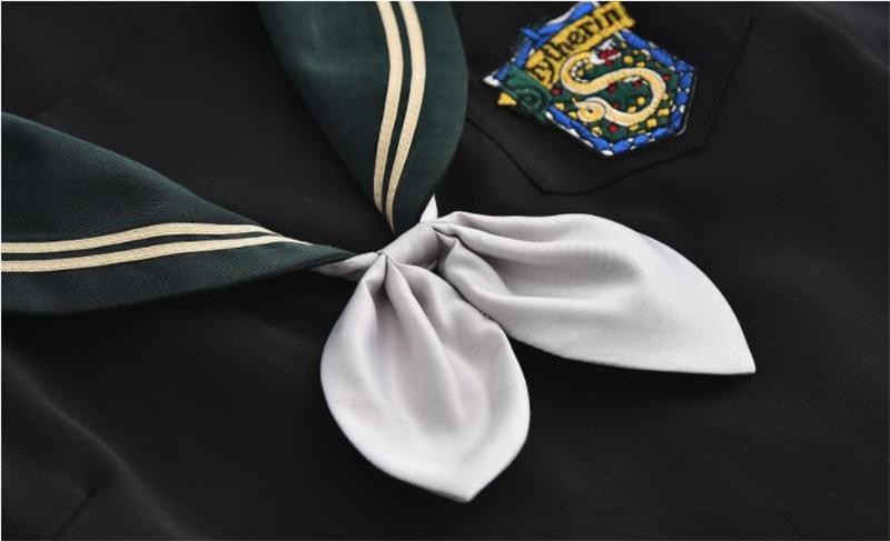 Японская форма с логотипом Гарри Поттер