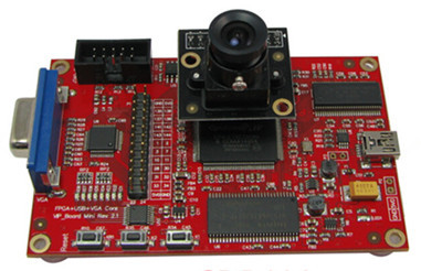 Camera Air Conditioner Parts Air Conditioning Appliance Parts vga Adapter Board Fpga Video Capture Fpga Image Processing Fpga Image Development Board