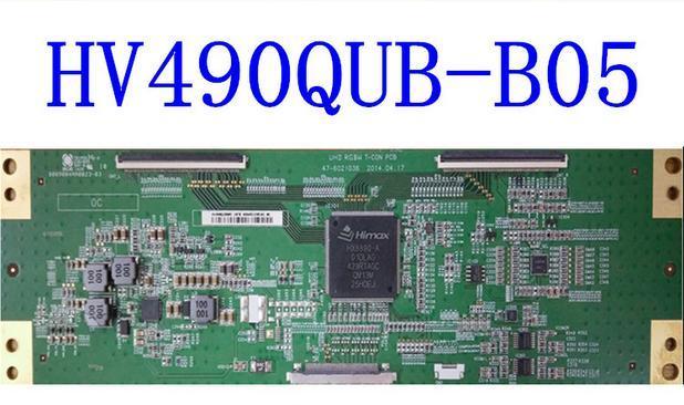 HV490QUB-B05 T-CON PCB 47-6021036   LCD T-CON Board LOGIC  board for screen    A+