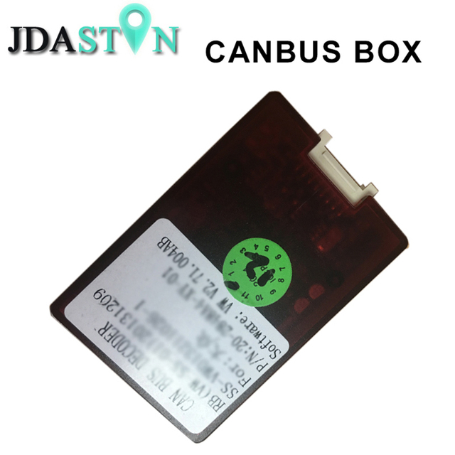 US $35 0 |JDASTON CANBUS BOX For Our Volkswagen VW BENZ BMW AUDI Toyota  HONDA Peugeot Skoda Ford Hyundai etc -in GPS Accessories from Automobiles &