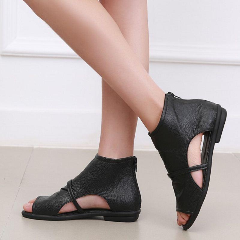 Platform Open Toe Leisure Sandals lowest price cheap price aziMOIKUbi