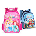 High Quality! Girls Princess Children School Bags Kids Mochila Primary School Bookbags Orthopedic Nylon Backpack for Girls