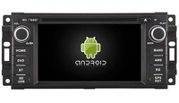 Android 6 0 CAR DVD Player Navigation FOR JEEP DODGE CHRYSLER Car Audio Stereo Head Unit