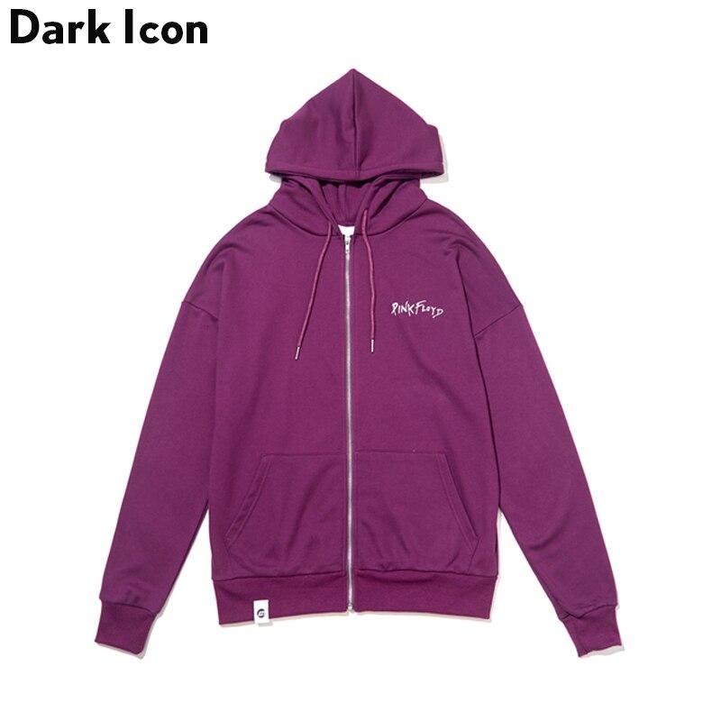 Online Buy Wholesale dark purple hoodie from China dark purple ...