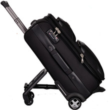 Swiss army knife trolley luggage travel bag code case male function box luggage bags 24 28inches