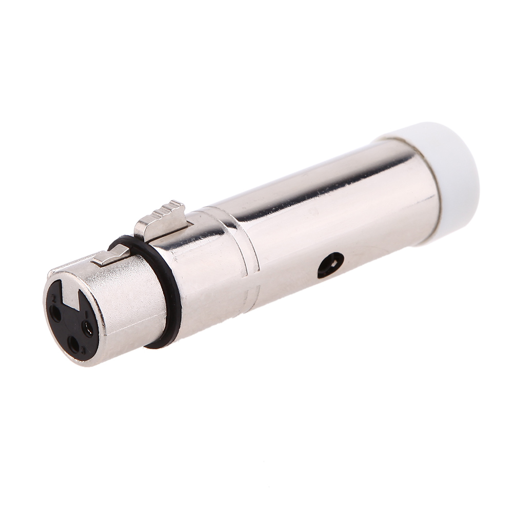 Top Quality 5V 2.4Ghz ISM DMX512 Wireless Female XLR Receiver For Stage Party Light Wireless Trans-receiver Control System