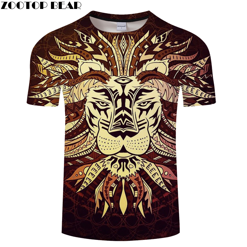 Black Panther Print T shirt Men Drop ship Animal 3D bts t shirt Casual Tops Tees Summer Plus Size ZOOTOP BEAR Hip Hop tshirt