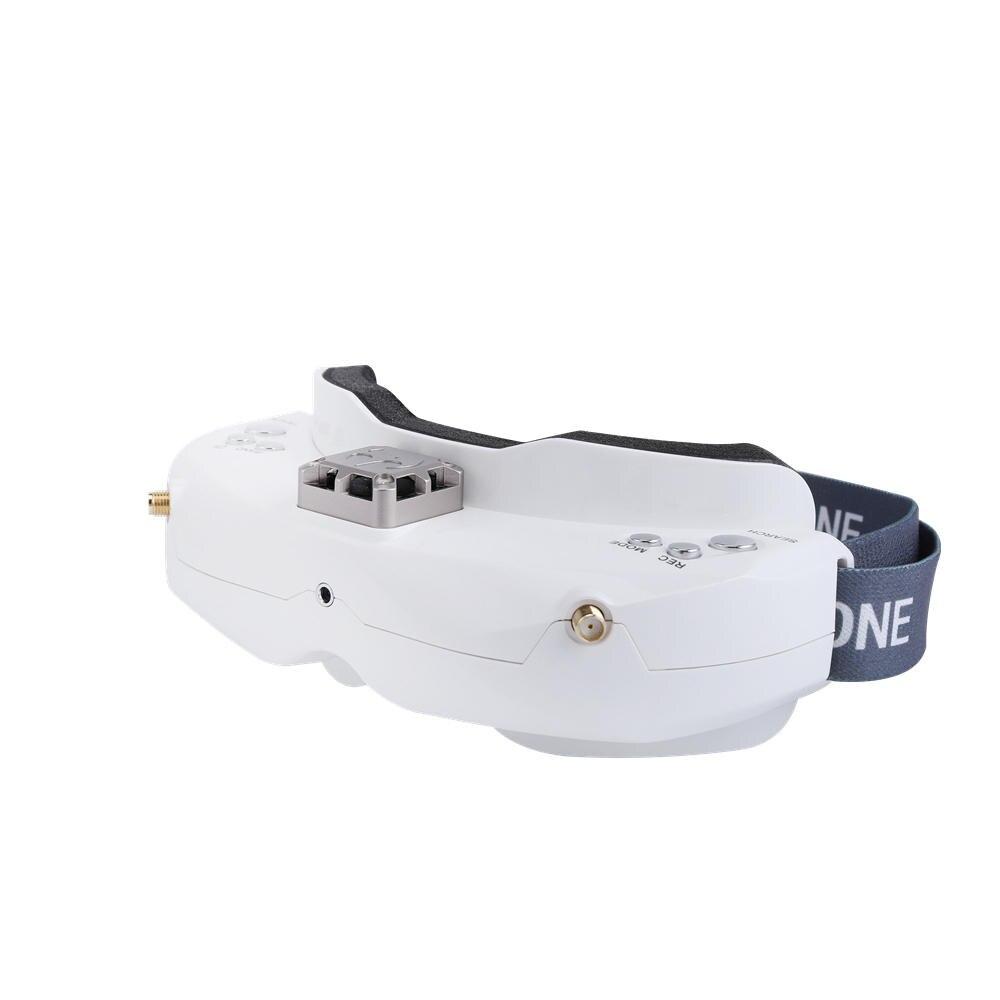 SKYZONE SKY02X 5,8 Ghz 48CH Vielfalt FPV Goggles Unterstützung 2D/3D HDMI Kopf Tracking Mit Fan DVR Vorne Kamera für RC Racing Drone - 6