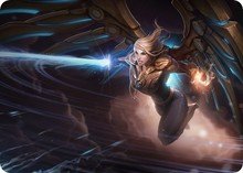 Aether Wing Kayle mouse pad lol pad mouse League laptop mousepad Popular gaming padmouse gamer of Legends keyboard mouse mats