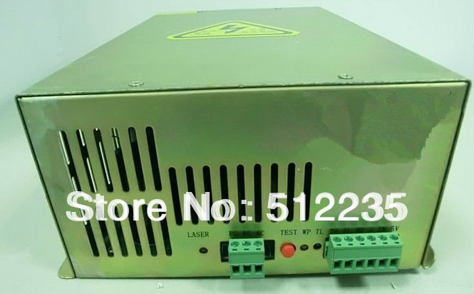 Co2 Laser Power Supply 60W for Co2 Laser Tube 60W for Co2 Laser Cutting Machine 60W co2 laser machine laser path size 1200 600mm 1200 800mm