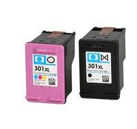 1pcs Compatible Ink Cartridge For HP 301 XL 301XL For HP Deskjet 1000 1050 2000 2050 3000 3050A 3540 printer