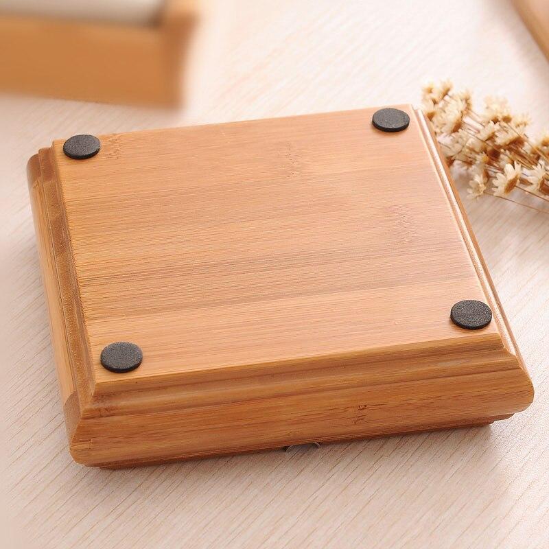 Bamboo Ashtray Creative 2
