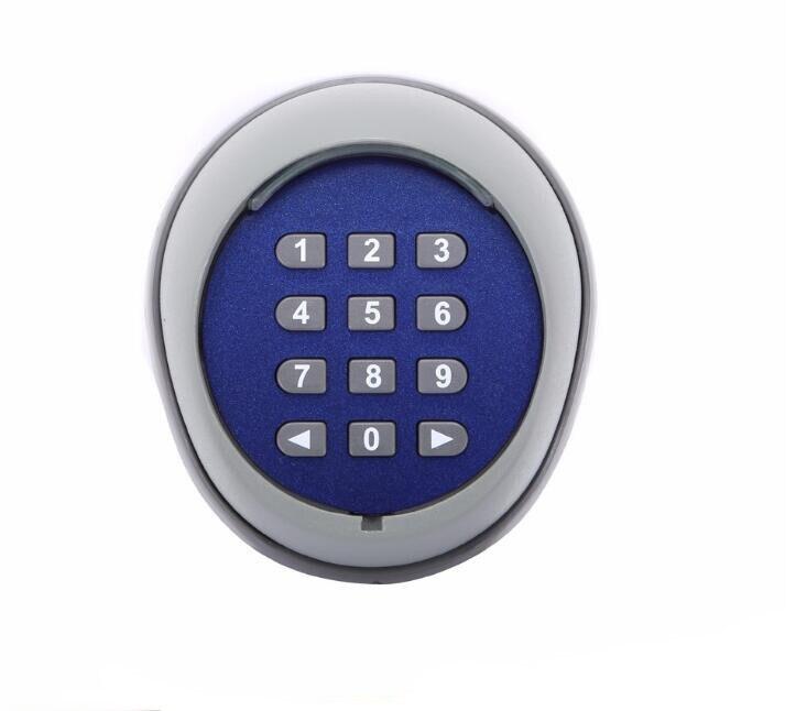 Clavier sans fil utilisé pour ouvre-porte automatique/garage/balançoire/porte coulissante