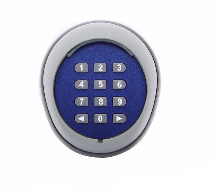 Wireless Keypad used for Automatic Door/ garage/swing/sliding gate opener lpsecurity 100kg weight inward automatic swing door opener swing door operator closer keypad door lock ir sensor