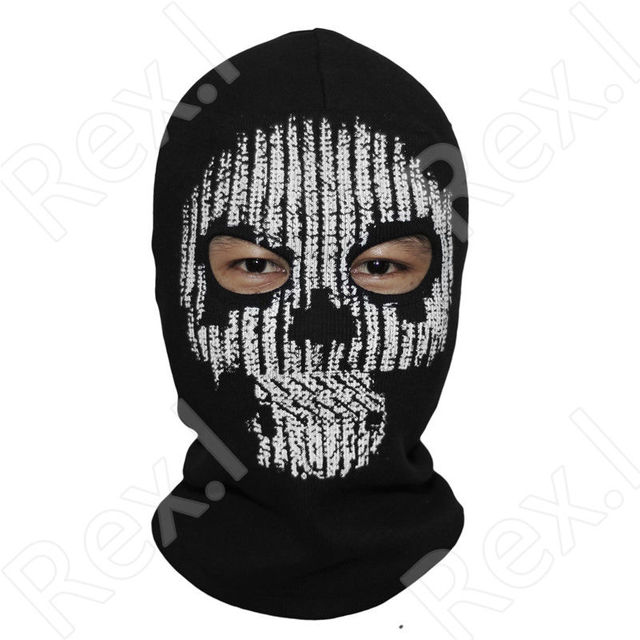 Watch Dogs 2 DedSec Hacking Collective Members Face Mask Cosplay 1