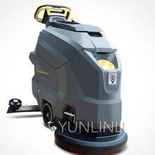 Машина для мытья пола Коммерческая промышленная уборочная машина для мастерской завод подметания скруббер