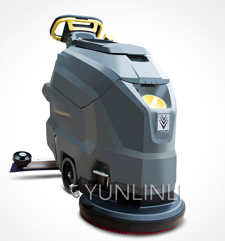 Floor Washing Machine Commercial Industrial Cleaner Mopping Machine For Workshop Factory Sweeping Scrubber