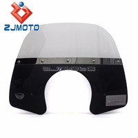 Plastic Motorcycle Front Wind Shield For VESPA PRIMAVERA 150 Windshield Scooter Windscreen