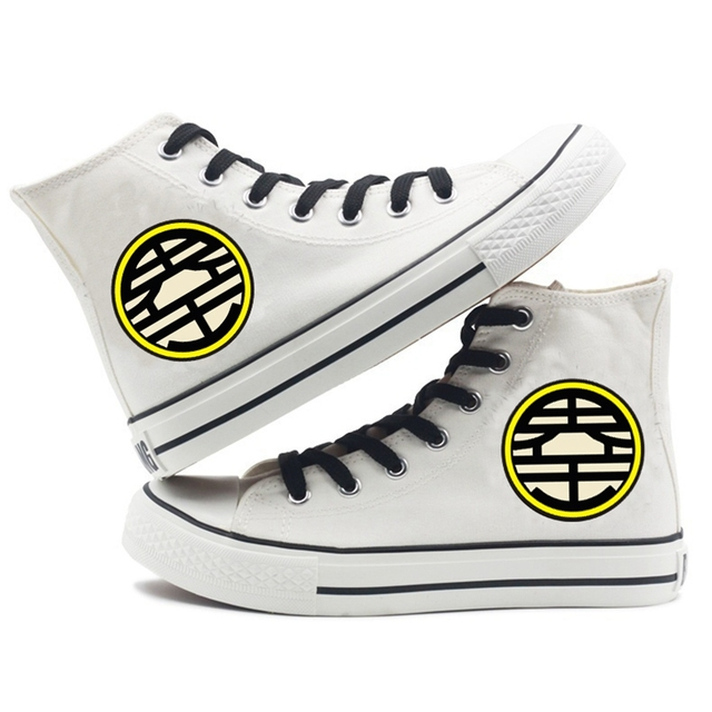 DRAGON BALL HIGH TOP SHOES (8 VARIAN)