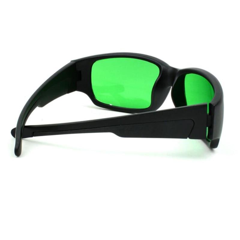Protective Indoor Hydroponics LED Grow Room Glasses UV Polarizing (1)