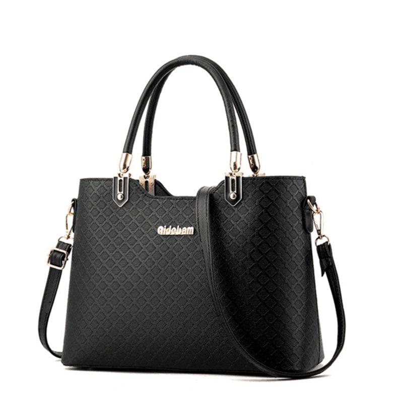 ФОТО Women Luxury Handbags Famous Brands PU Leather Bags crossbody bags for Women Shoulder Bags Designer Handbags