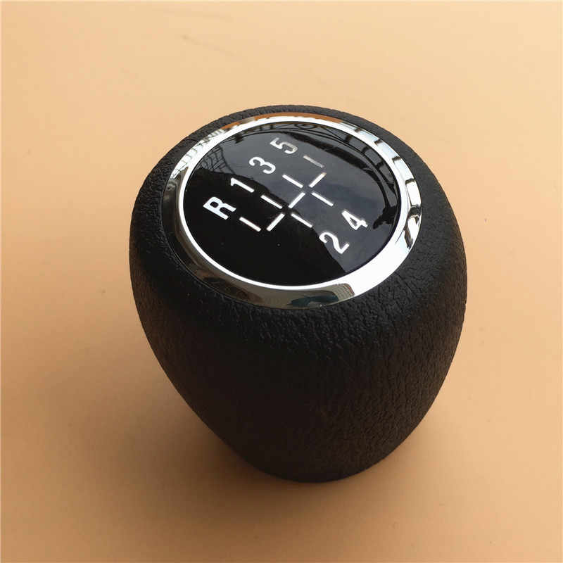KIMISS Car Manual 5 Speed Gear Shift Knob Head