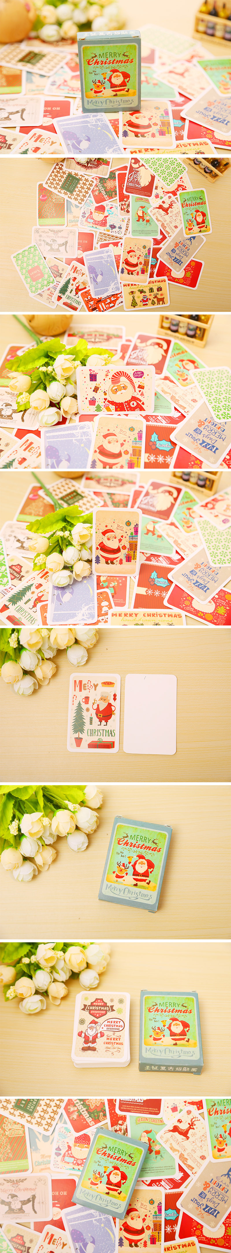 28 шт./комп. мини rods plat открытки ло памятка карты подарок для ребенка открытка каваи отменяет