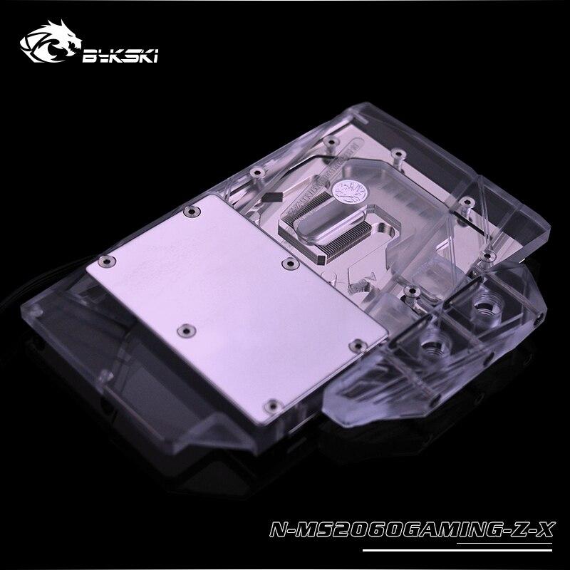 MSI GeForce RTX 2060 Gaming Z 6G, 6GB GDDR6 water block (11)