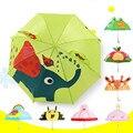 Children Umbrella Girl Boys Child Baby Cute Umbrella for Child Umbrella Personality Long Handle Kids Umbrella