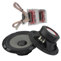 Car speaker Does car horn 12 v and 24 v The tweeters woofer NEW 6.5 way component original car stereo