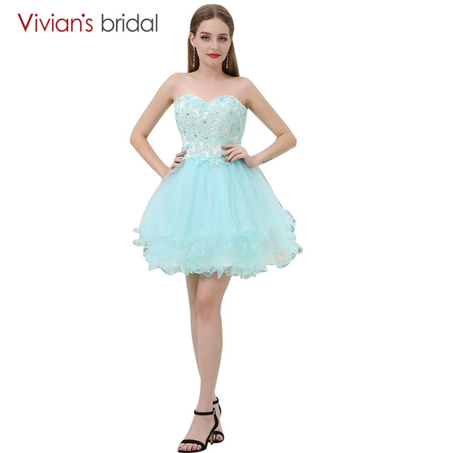 Vivan der Braut Schatz Ballkleid Cocktailkleider Pailletten Party ...