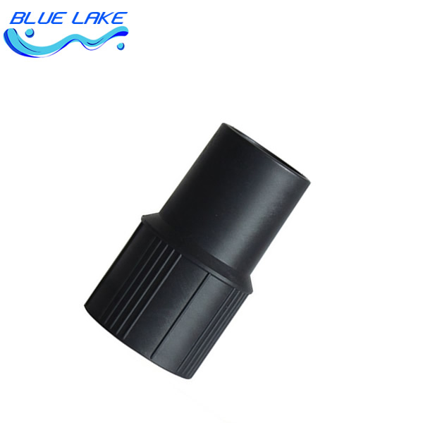 Industrial vacuum cleaners Host hose connector/Connecting pipe/adapter,38mm/42mm,For Thread hose inner 40mm,vacuum cleaner parts industrial vacuum cleaner parts black pipe eva hose 38mm 45mm genenal hose