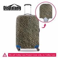 クール荷物保護カバー用男性旅行トロリーケースカバースパンデックス荷物カバー用女