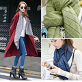2016 Nova fanshion algodão cachecol de inverno da Coréia Do Sul explosão modelo verificado cor única das mulheres xaile do lenço