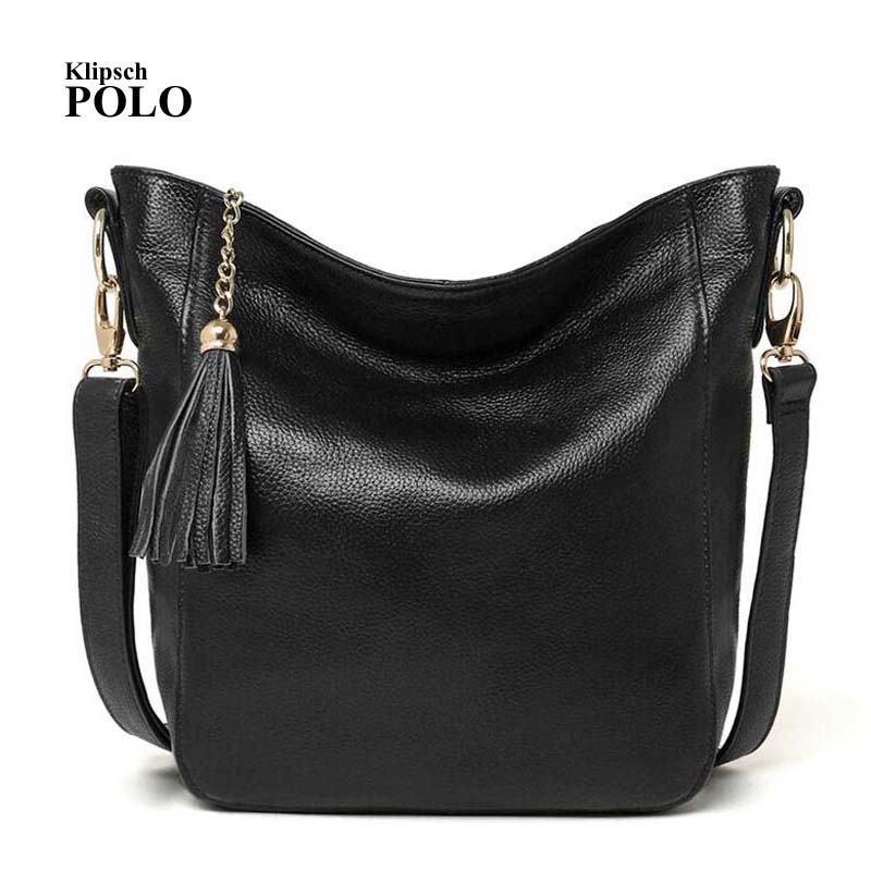 2017 Summer And Autumn Genuine Leather Women's Handbag Cowhide One Shoulder Messenger Bag For Women Hot Selling Leather Bags