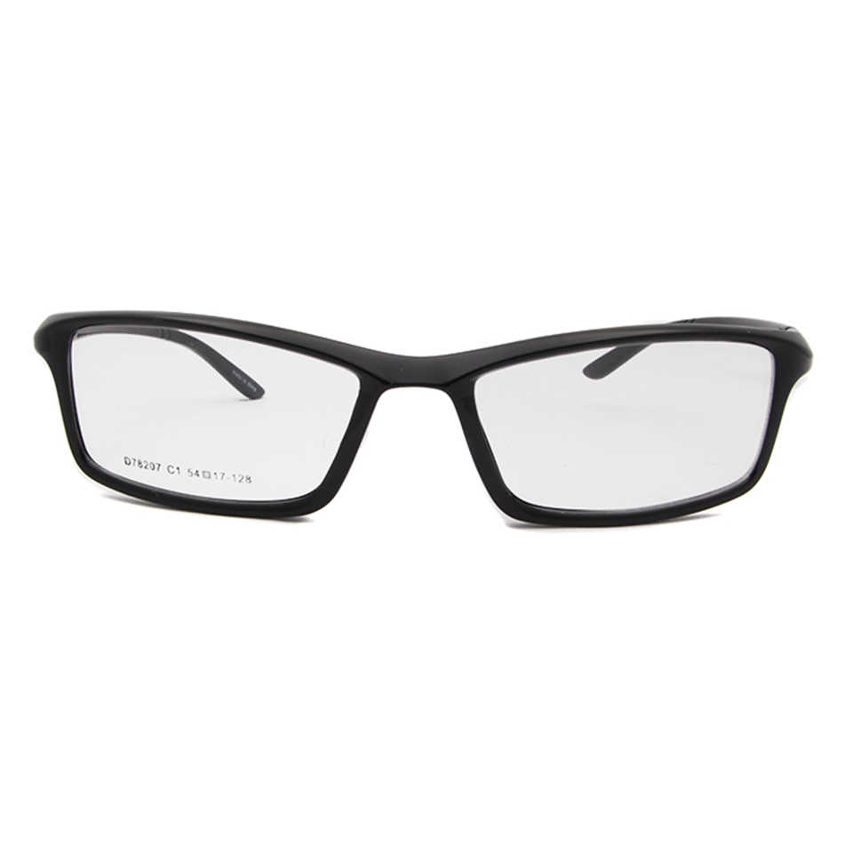 2109d5fb13 ... ESNBIE nuevo TR90 de plástico Flexible claro lente gafas de Marco  hombres 6 Base prescripción marcos ...