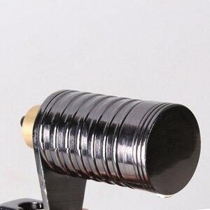 Image 3 - 최고의 로타리 문신 기계 영구 화장 기계 프로 그레이 강력한 문신 기계 총 소음 문신 기계 무료 배송