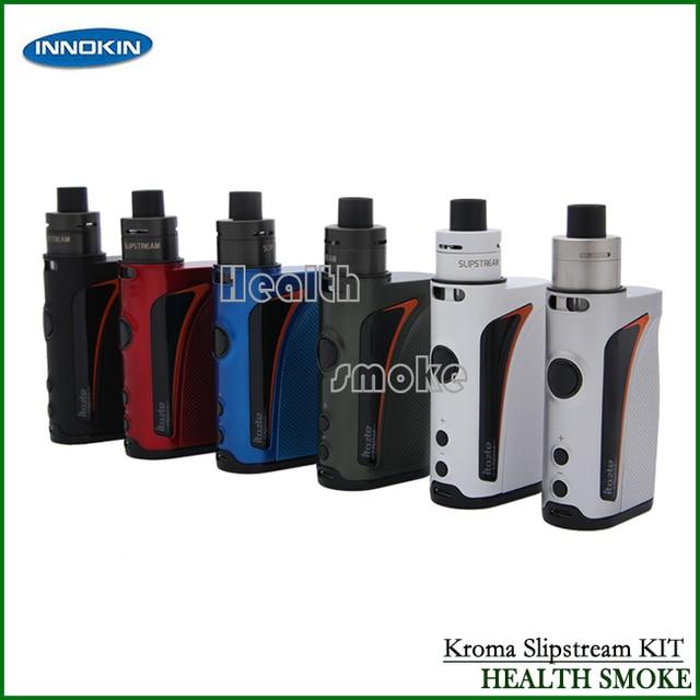 100% Innokin Originais iTaste Kroma Starter Kit com 2 ml Tanque Atomizador e 2000 mah Bateria Vape Innokin iTaste Kroma sistema de Kit
