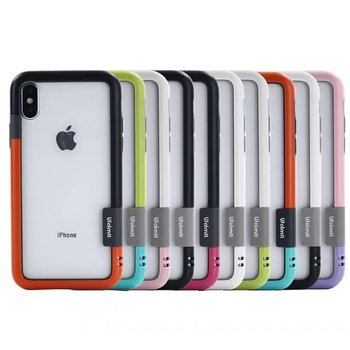 rubber silicone bumper phone case and mobile phone protector back cover