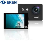 EKEN W9s 4K Action Camera WIFI Waterproof Sports Cameras 12MP Photo 140 Degree Wide Angle Lens