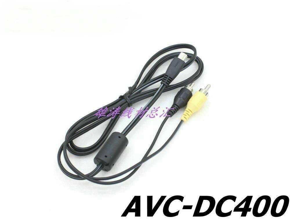 Ursprüngliche Echte AV Kabel Video Kabel für PowerShot SD Serie Digital Kameras A3100 IST SX120 IST AVC-DC400 AV Interface Kabel